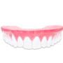 Zahnkorrektur mit durchsichtigen Zahnschienen