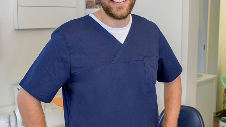 Dr. med. dent. Patrick Betz
